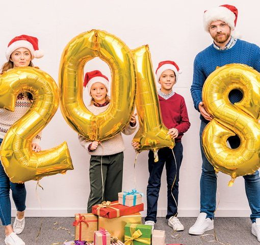 Issues Families Face: Family New Year's Resolutions